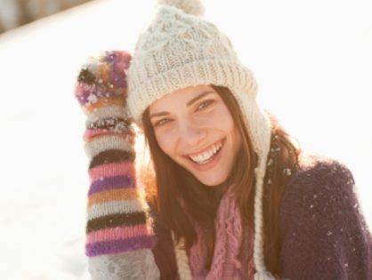 Vague de froid: protégez votre peau.