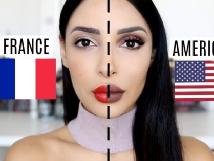La France affronte l'USA sur le terrain du make-up!